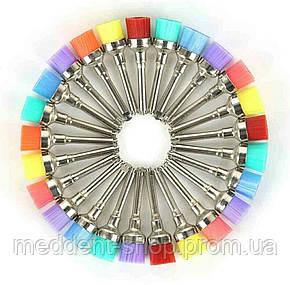 Щетки для полировки на турбинный наконечник, фото 2