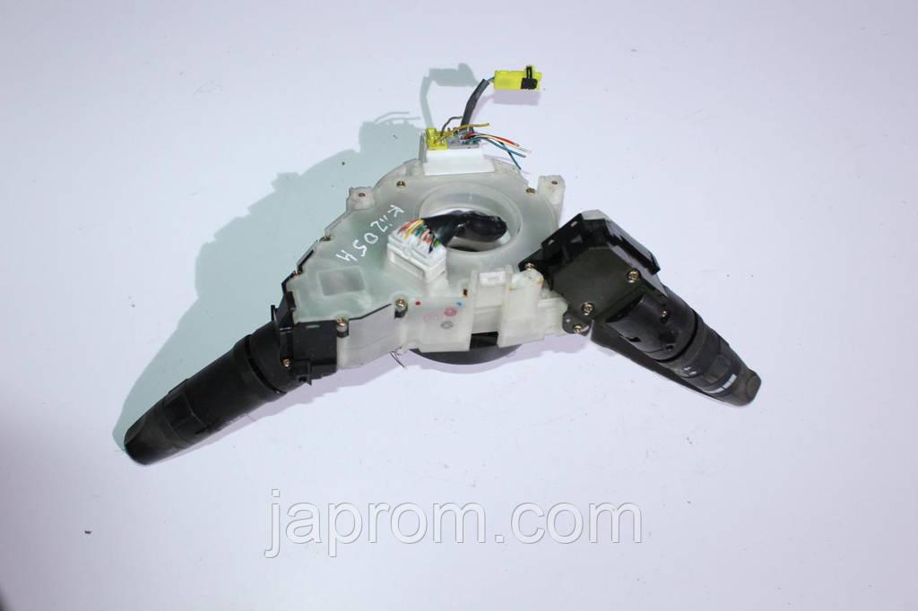 Подрулевой переключатель светафар и двоников Nissan Micra K12 2002-2010г.в.