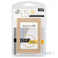 """Накопитель SSD Team 2.5"""" 240GB (T253TD240G3C101)"""