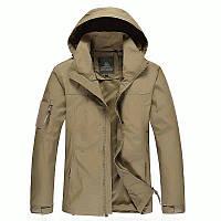 Размер M-3XL Мужчины На открытом воздухе Повседневная осень Полиэстер Молния Теплый пальто Куртка Outwear
