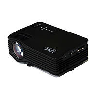 UC36 Mini LED 400 люмен проектор 640x480 пикселей Micro HDMI USB Главная видеопроектор