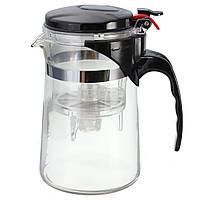 500 мл Все в One Стекло Чай Кофемашина для кофеварки с фильтром Infuser Прямая кухня Набор