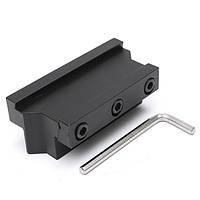 SMBB2032 Grooving Cut Off Blade Holder CNC Фрезерный режущий инструмент для SPB32 Blade