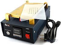 KAiSi LCD separator-подогреватель дисплеев 7 дюймов с встроенным компрессором Kaisi K-846, K-846C
