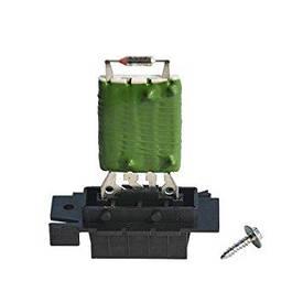 Резистор (реостат, сопротивление, регулятор оборотов) мотора отопителя (печки) GM 13480494 6845796 13248240