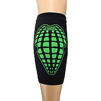 Одноместный Баскетбол Бег футбольные щитки Kneepad теленок рукава Спорт Фитнес Движение Protector