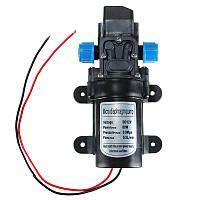 DC12V 80W 0142 Мотор 5.5L/Мин высокого давления Мембранные воды Самовсасывающий насос