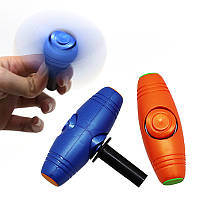 МногоцветныйрабочийстолFlipWoodenПалка Fidget Toys Tumbler Hand Tumbling Stress Reliever Toys