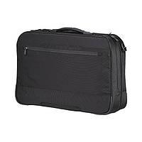 Сумка-портфель VX ONE с отделением для ноутбука 15 и одежды Black черный 41л 55х40