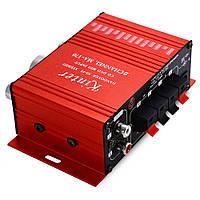 Kinter MA-170 Mini 12V 100W Hi-Fi Stereo Усилитель Booster DVD MP3-динамик
