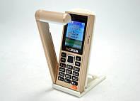 Мобильный телефон с подставкой и подсветкой Nokia T1 с GPRS, телефон на 2 sim карты, складной телефон