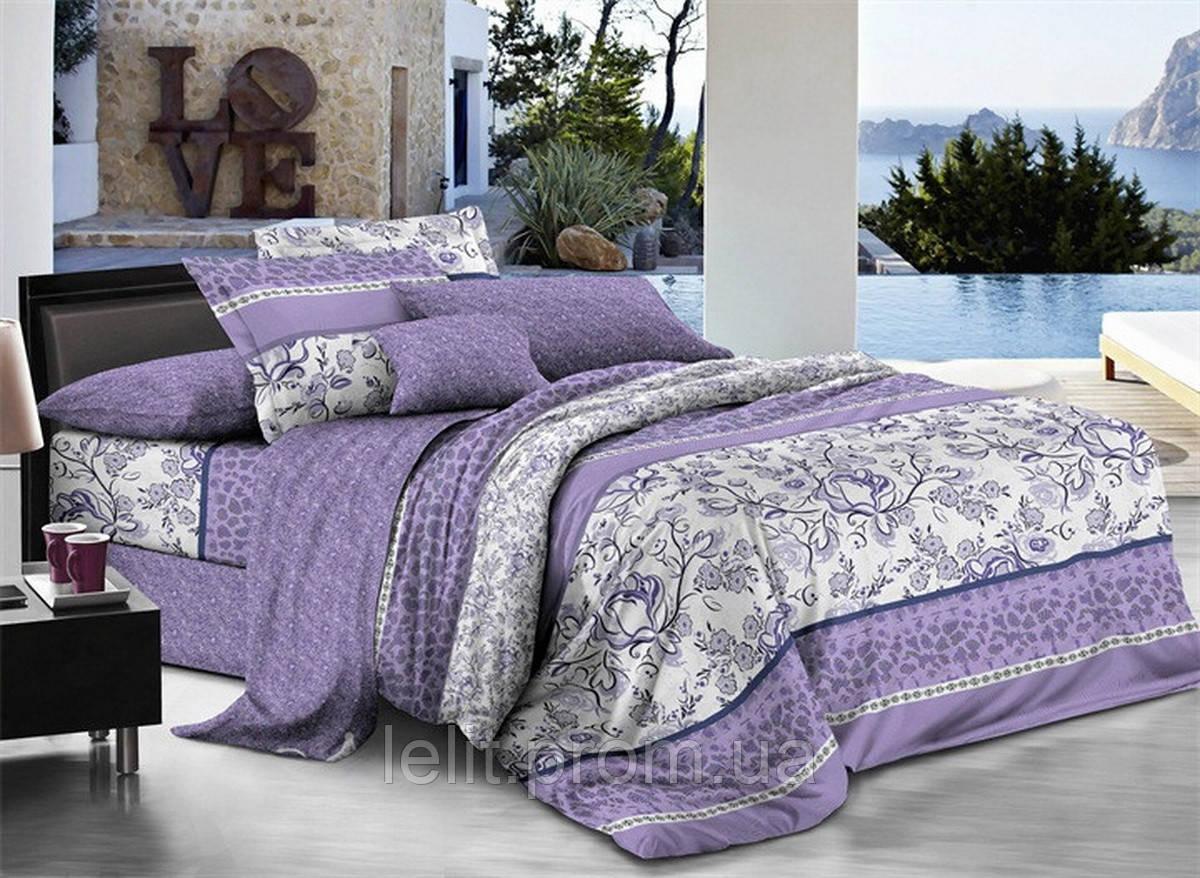 Семейный комплект постельного белья R30515
