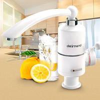 Проточный водонагреватель DELIMANO, мгновенный нагреватель воды, мини бойлер