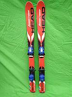 Дитячі гірські лижіHead team race 107 см
