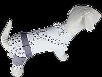 Трикотажный комбинезон для собаки