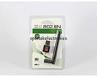 Беспроводной Wi-Fi USB адаптер WF-2, Wi-Fi свисток для беспроводной передачи данных по Wi-Fi - до 150Мбит/с