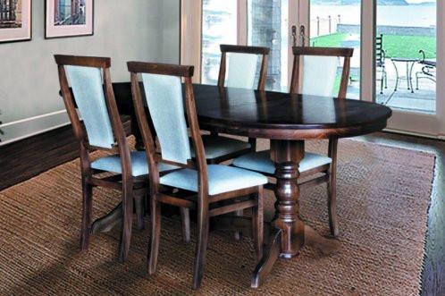 Столы и стулья серии Карпаты