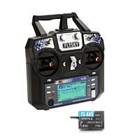 FlySky i6 FS-i6 2.4G 6CH AFHDS RC-передатчик Режим 2 с FS A8S 8CH Mini Приемник