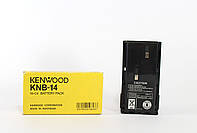 Аккумулятор для рации KNB14, аккумулятор для рации kenwood, аккумулятор 600 mah 7.2 v