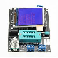 GeekTeches LCD GM328A Транзистор тестер Диод ESR метр ШИМ генератор прямоугольных импульсов