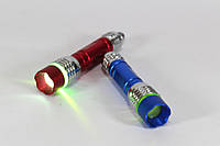 Брелок LASER 9213 (только упаковкой 24 штук), брелок для ключей, брелок фонарик лазер