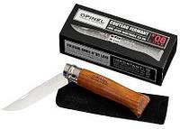 Нож Inox Lux Bubinga box No.08 226086 (нож+чехол упаковка коробка)