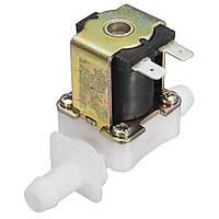 12 В постоянного тока Электрический электромагнитный клапан Переключатель потока воздуха для впуска воздуха обычно закрыт 12 мм
