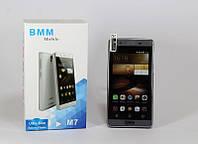 """Смартфон M7 4"""" Black Android, сенсорный мобильный телефон 4"""", смартфон на 2 сим карты"""