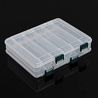 12 Сетки Storage Box Двухсторонний водонепроницаемый прозрачный пластиковый чехол