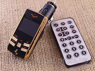 Трансмиттер Vertu USB+MicroSD FM Модулятор Верту
