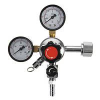 CO2 Регулятор пивоварения Kegerator Бар Двойной контрольный клапан 5/16 CGA320 1/4 NPT