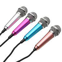 3,5 мм стерео мини-студия речи микрофон микрофон для MSN iPhone Ноутбук PC Skype