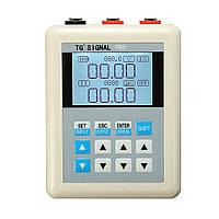 4-20 мА 0-10В Ток генератора сигналов Источник передатчик PLC Клапан калибровки