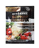 Борная кислота Агромикс 10 гр