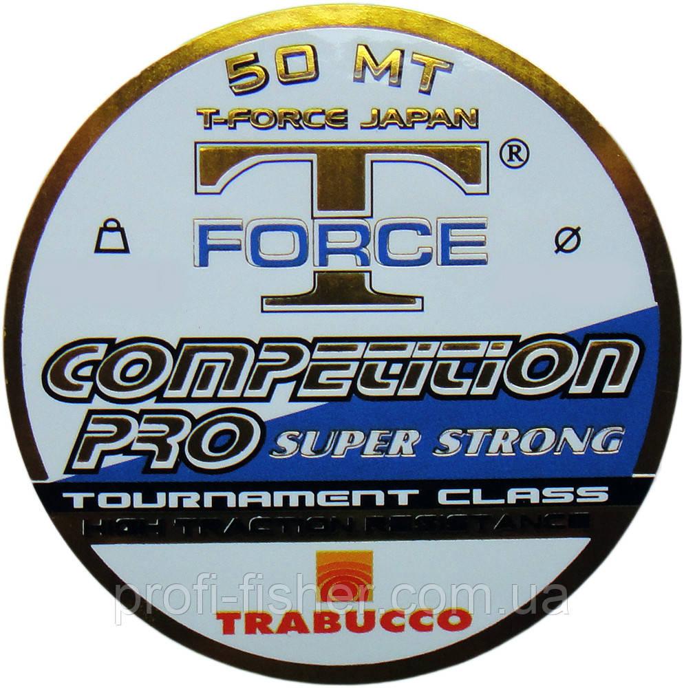 Леска T-Force Comp. strong 25mt. 0.20mm