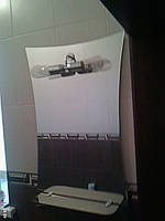 Зеркало с подсветкой по индивидуальному заказу., фото 1