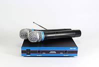 Радиосистема Sennheiser EW-100 + 2 микрофона, динамический вокальный микрофон, радиомикрофоны для вокала