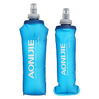 AONIJIE 250 мл 500 мл Складная бутылка с водой TPU Soft Чай для питья На открытом воздухе Спортивный бег