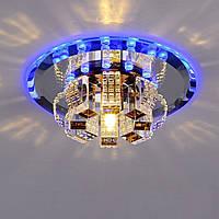 3W Современный светодиодный Кристалл Потолочный светильник Подвеска лампа Светильник Люстра Home Decor