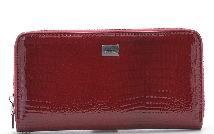 4b3010a5ac54 Женский кожаный кошелек Balisa B79-570-2 красный кожаные кошельки оптом Одесса  7 км