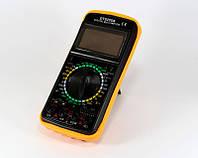 Мультиметр DT 9205A, цифровой профессиональный мультиметр, универсальный измерительный прибор мультиметр