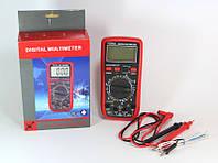 Цифровой мультиметр DT VC 61A, многофункциональный тестер мультиметр, портативный измерительный прибор