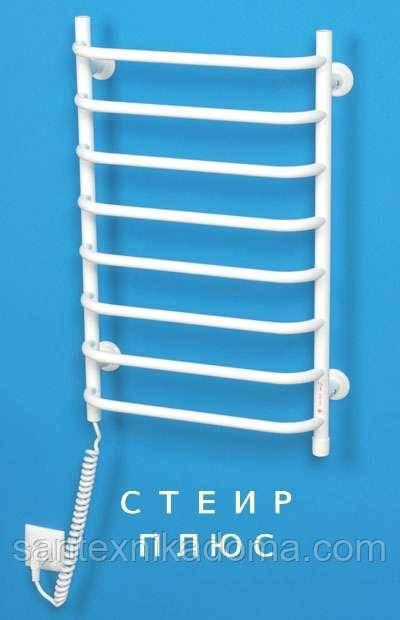 """Электрические полотенцесушитель """"Стеир Плюс"""" 700*470"""