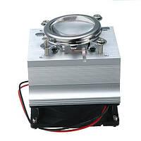 20-100W LED алюминиевый теплоотвод вентилятор охлаждения Отражатель кронштейн 44mm объектива Установить