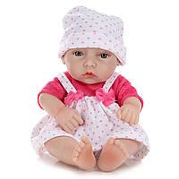 11inch Handmade Reborn Baby Кукла Lifelike Реалистичная новорожденная игрушка для девочек Play House Toys