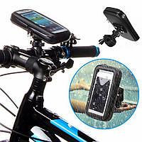Универсальный Водонепроницаемы Мотор Велосипед мотоцикл Чехол Велосипед Сумка Держатель держателя PhonE для Iphone Samsung GPS