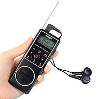 Деген DE1127 портативный AM / FM / SW Digital Radio с 4 Гб MP3-плеер Диктофон для чтения электронных книг