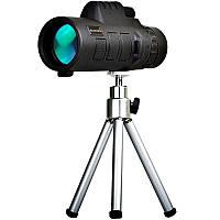 IPRee Навигатор 12x42 Монокуляр телескоп HD оптический зум-объектив высокой четкости Просмотр окуляра