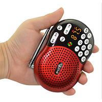 Amoi X400 портативный мини светодиодный экран FM спикер Поддержка карт памяти Радио Play