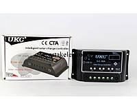 Контроллер заряда для солнечных модулей Solar controler 30A, солнечный контроллер, контроллер заряда батареи